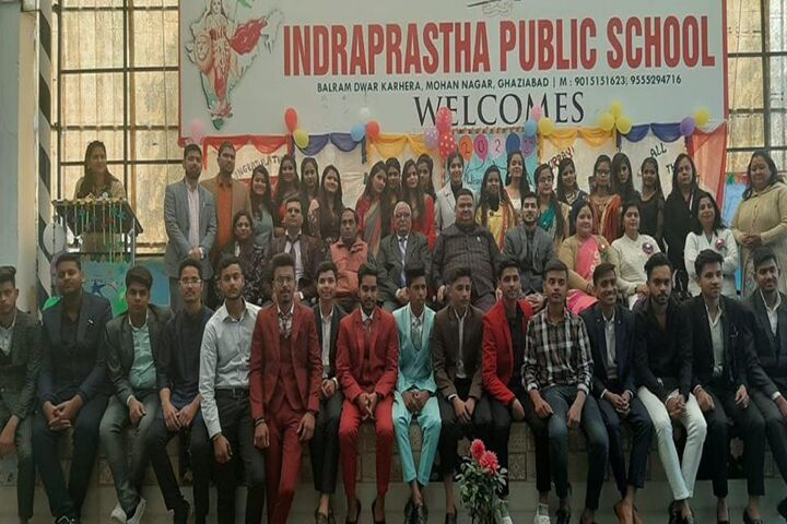 Indraprastha Public School-Group Photo