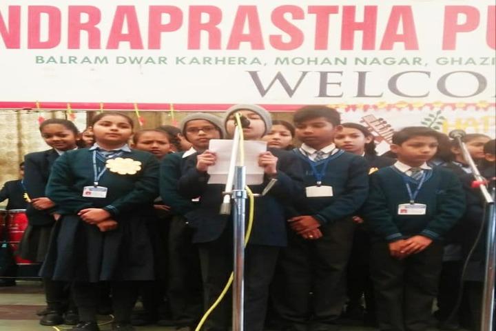 Indraprastha Public School-Music