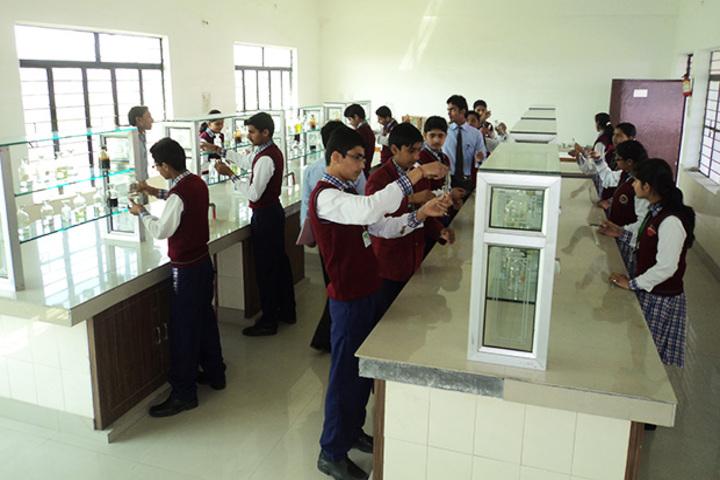 Indraprastha Public School-Chemistry Lab