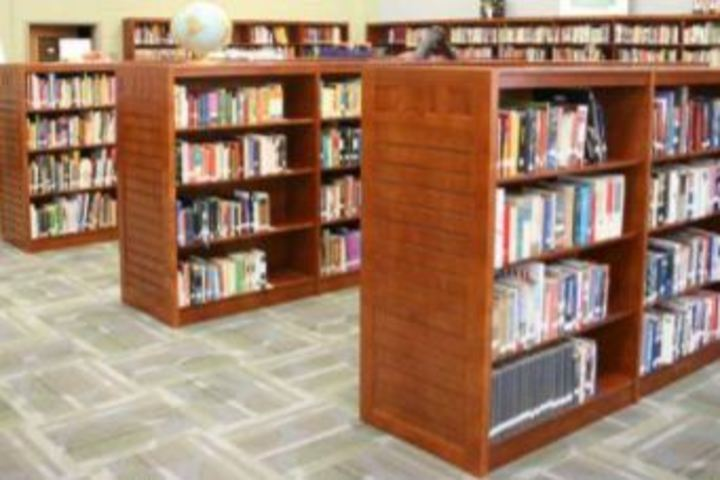 Indraprastha Public School-Library