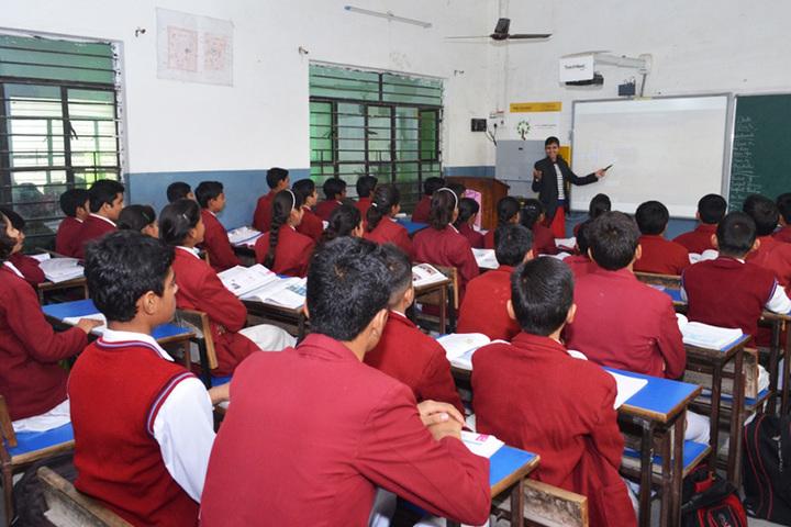 Indraprastha Public School-Smart Classroom