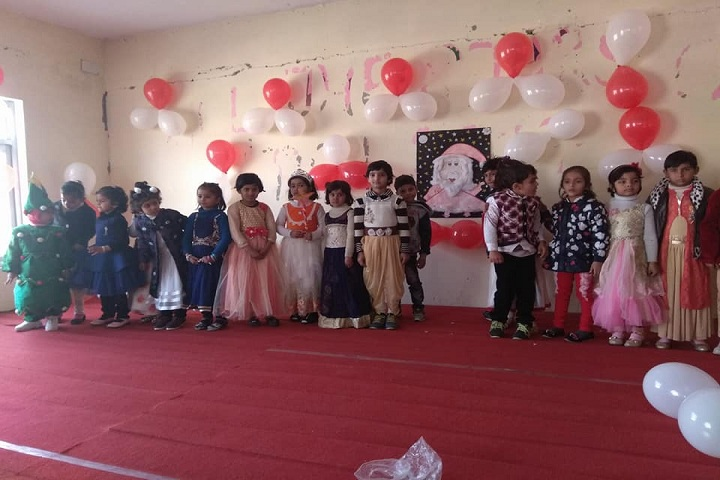 Indus Global School-Christmas Celebrations