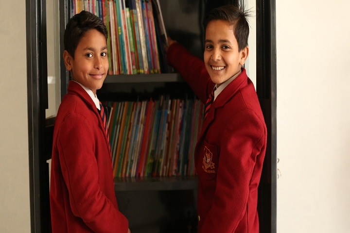 Indus Global School-Library
