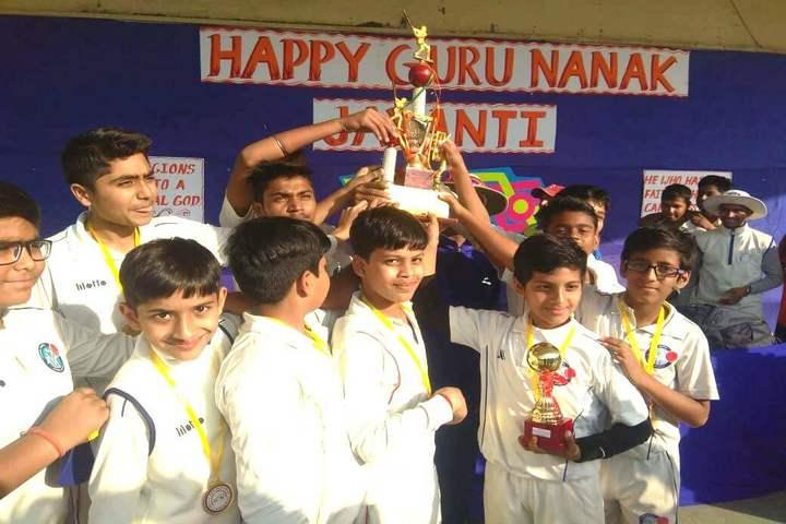 Indus Valley Public School-Achievement