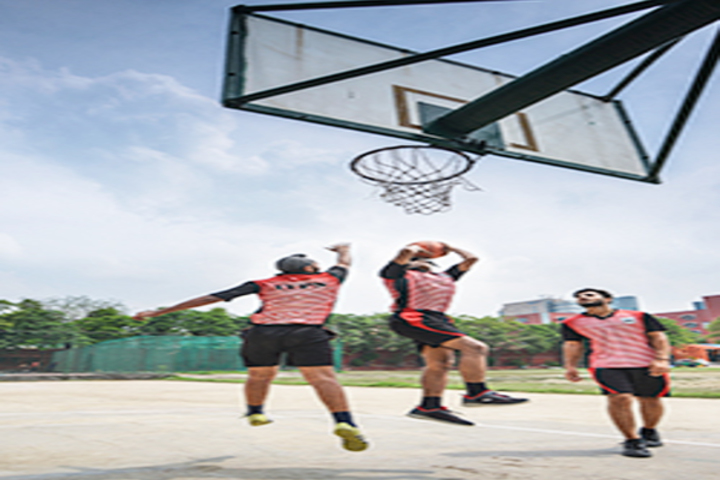 Indus Valley Public School-Basketball