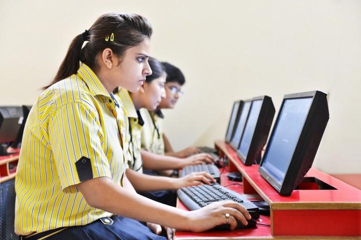 Indus Valley Public School-Computer Lab