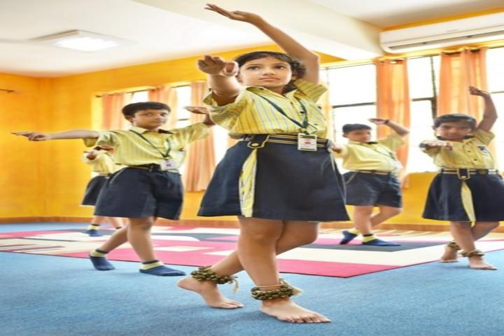 Indus Valley Public School-Dance room