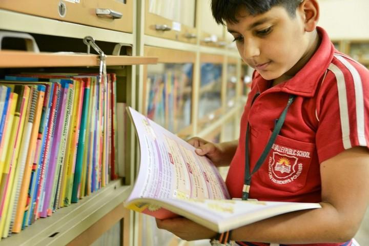 Indus Valley Public School-Library