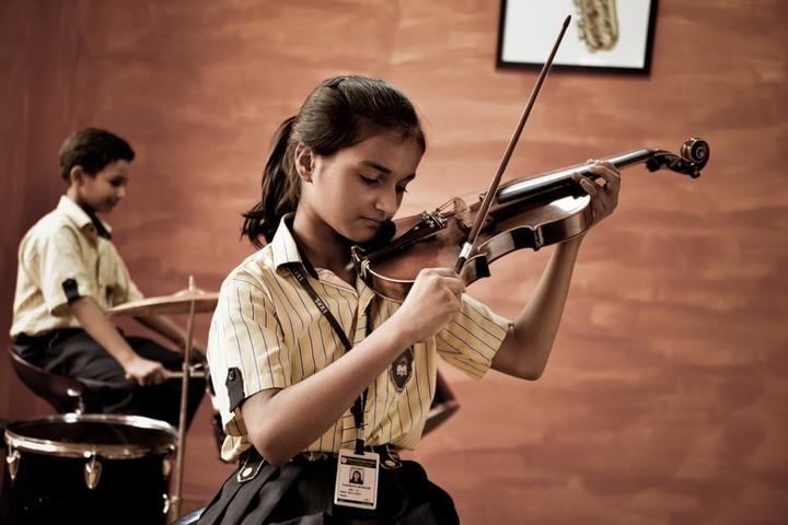 Indus Valley Public School-Music room