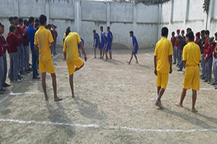 St Michaels School Lalganj-Sports