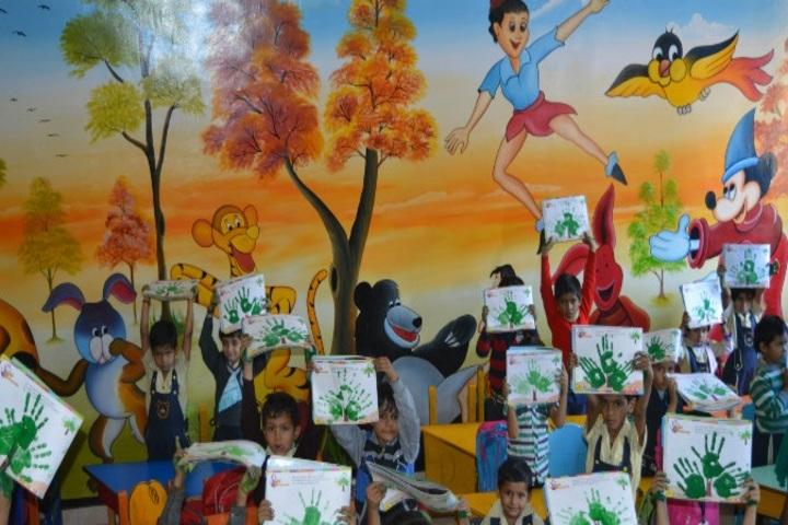 Indus Valley Public School-Activity