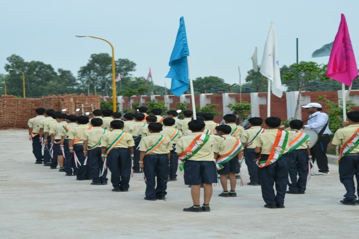Indus Valley Public School-Assembly