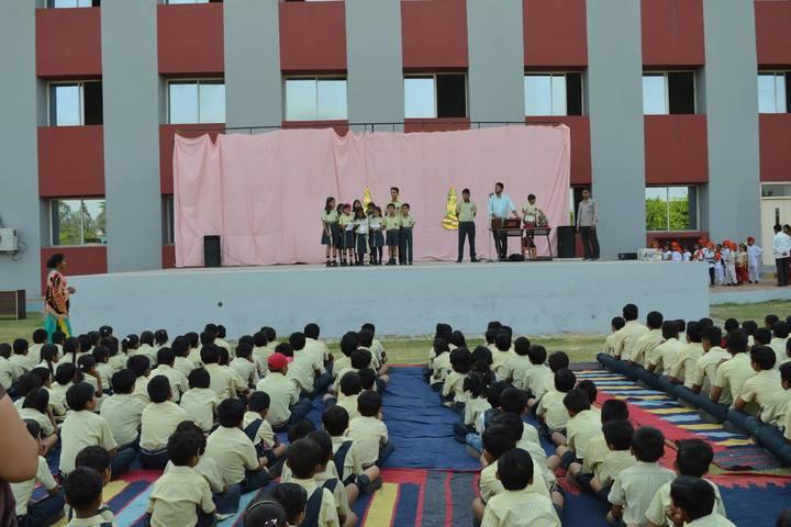 Indus Valley Public School-Auditorium
