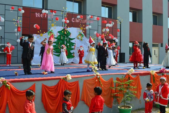 Indus Valley Public School-Christmas Celebration