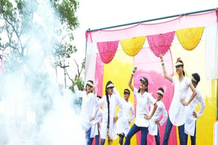 Indus Valley Public School-Dance