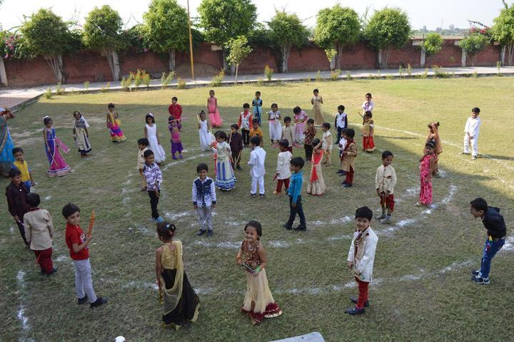 Indus Valley Public School-Play Ground