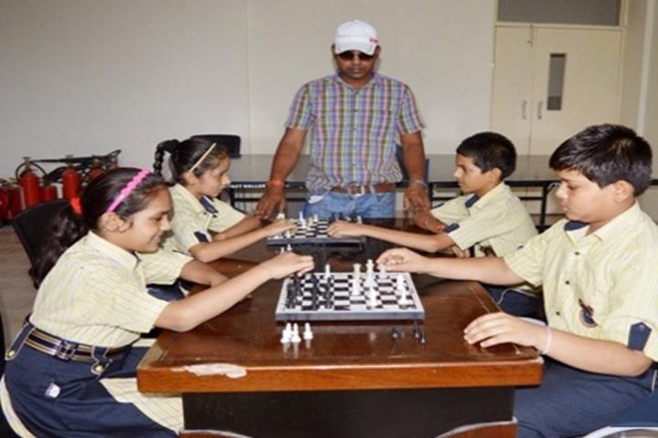 Indus Valley Public School-Indoor Games