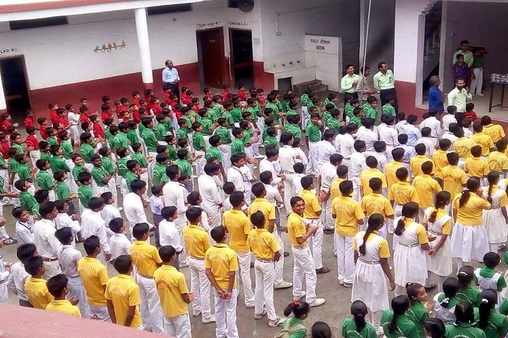 Intelligent Public School-Assembly