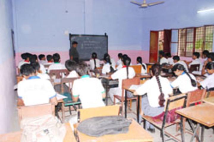 International Centre English School-Classroom