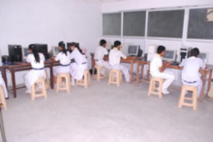 International Centre English School-Computer Lab