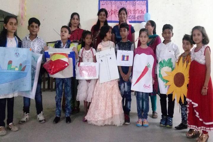International Centre English School-Art