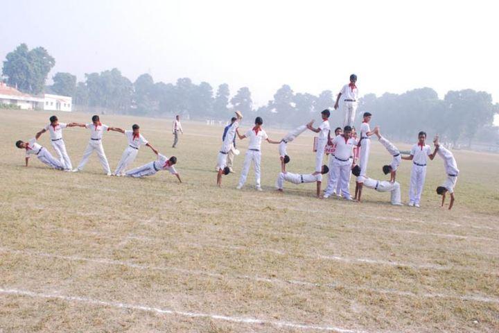 International Centre English School-Play Ground