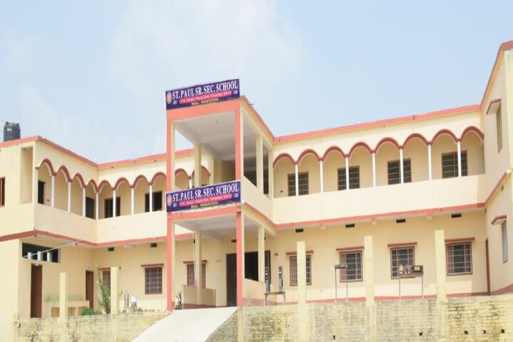 St Paul Senior Secondary School-Building
