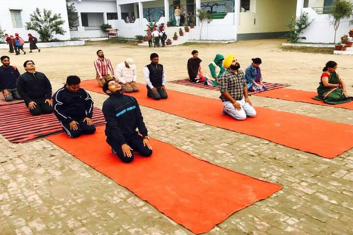 Isher Academy-Yoga