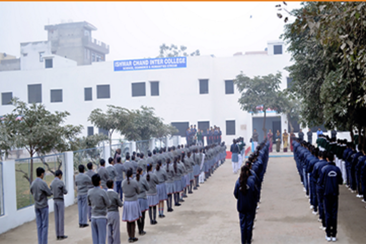 Ishwar Chand Inter College-Assembly
