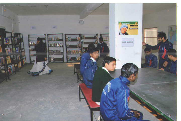 Ishwar Chand Inter College-Library