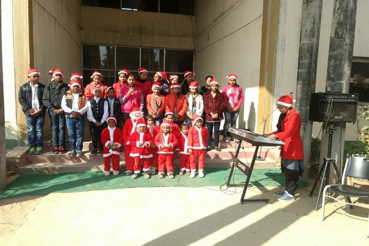 Ivey International School-Christmas Celebrations