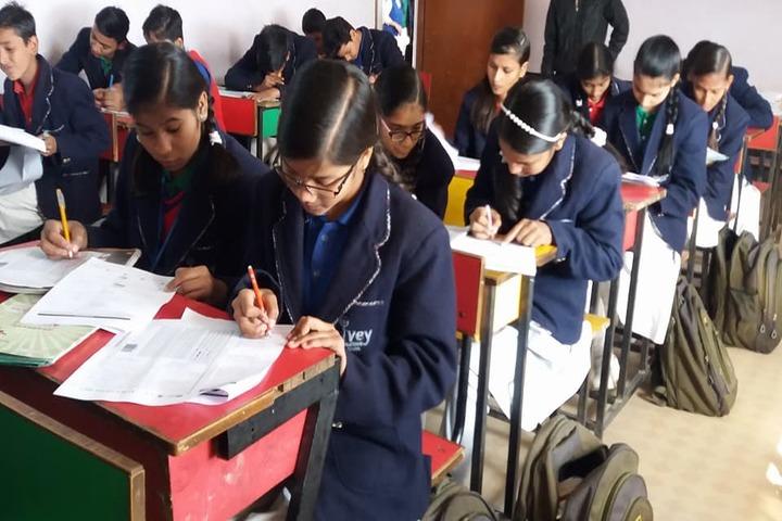 Ivey International School-Classroom