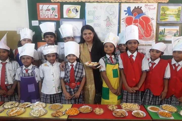 Ivey International School-Cooking Activity