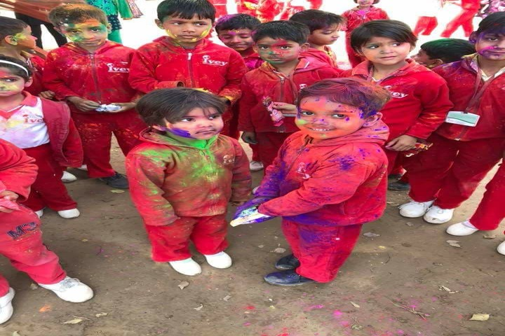 Ivey International School-Holi Celebrations