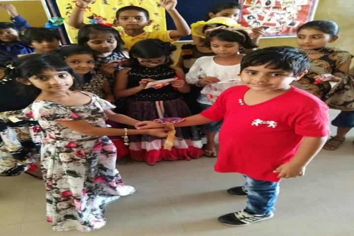 Ivey International School-Rakhi Celebrations