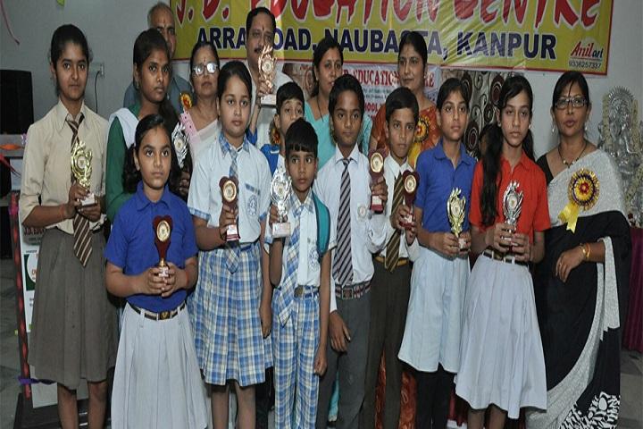 J D Education Centre-Achievement