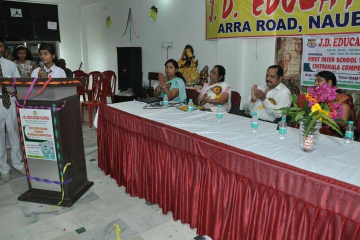 J D Education Centre-Speech