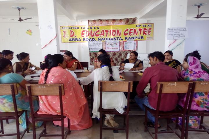 J D Education Centre-Staff