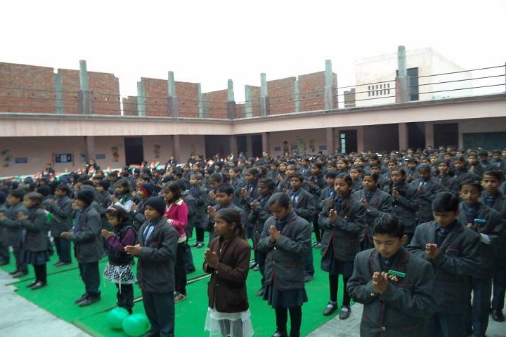J D S International School-Prayer