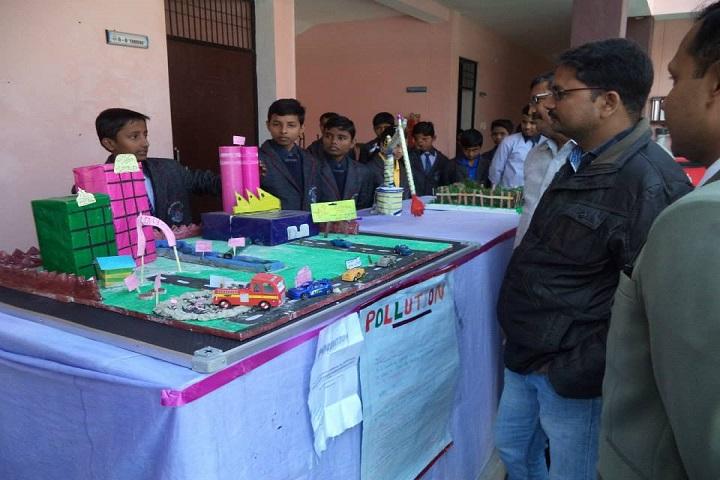 J D S International School-Science Exhibition