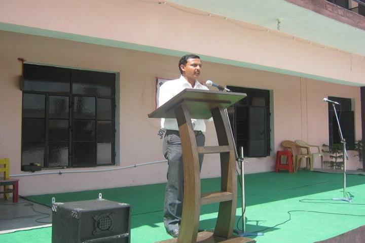 J D S International School-Speech