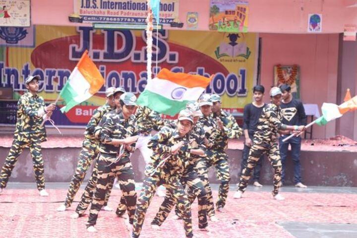 J D S International School-Activity