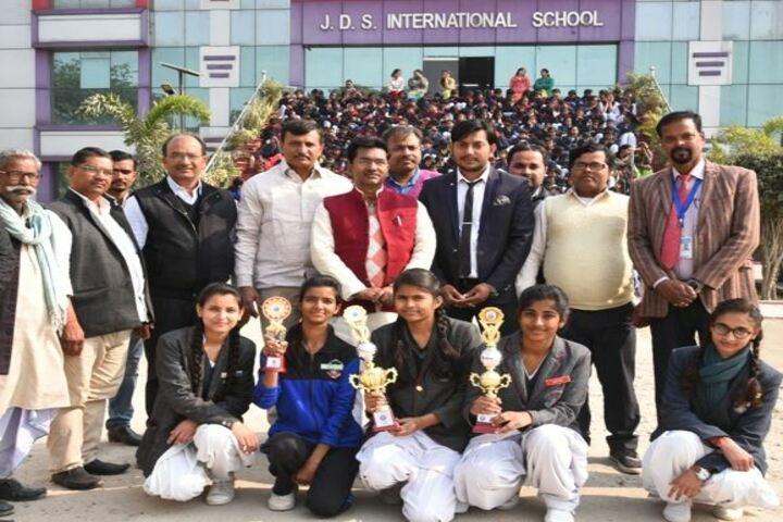 J D S International School-Award Receiving