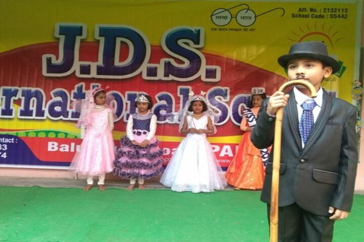 J D S International School-Fancy Dress