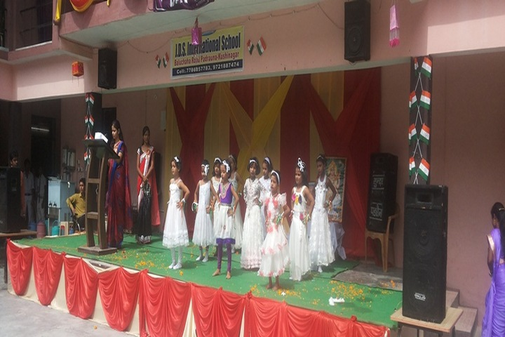 J D S International School-Independence Day Event