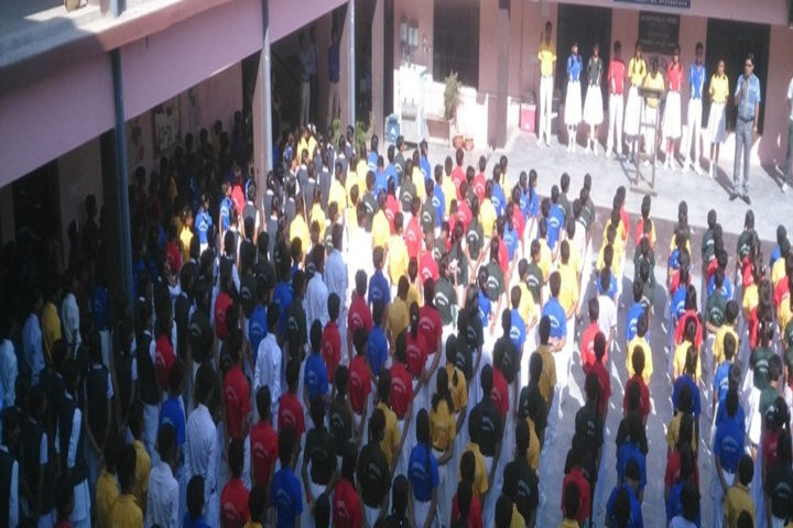 J D S International School-Morning Assembly