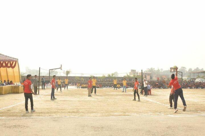 J D S International School-Play Ground