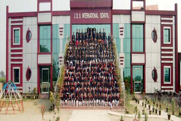 J D S International School-School view