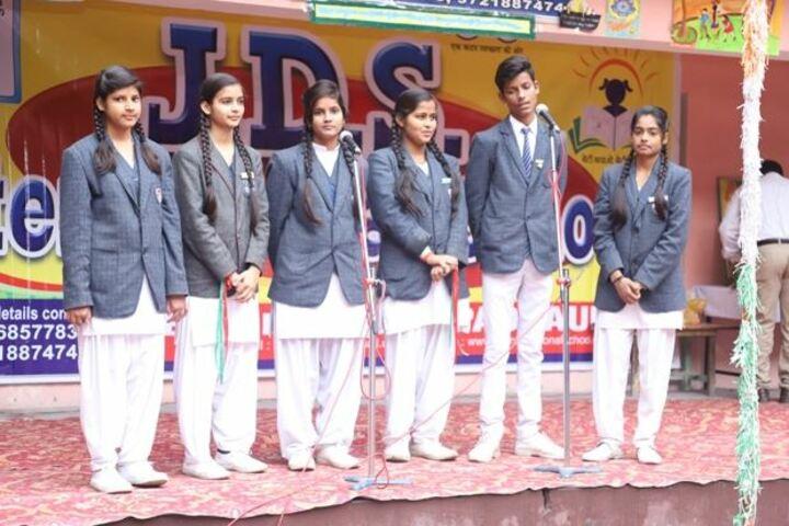 J D S International School-Singing Event