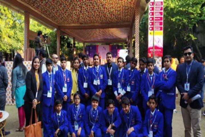 J P International School-Education trip